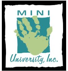 Mini University